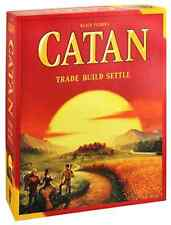 Settlers of Catan Board Game 5th Edition new free shipp