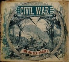CIVIL WAR - THE KILLER ANGELS  CD 11 TRACKS HEAVY METAL HARD ROCK NEU