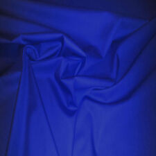 ROYAL BLUE 100% COTTON- PLAIN COLOR Fabric from India Material Sewing Craft Yard