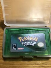 Pokemon Emerald Version - Gameboy Advance GBA SP DS Lite *Ships From Canada🇨🇦*