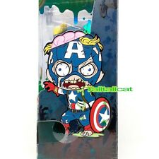 Hot Toys MARVEL ZOMBIES COSB818 ( Captain America ) Cosbaby [ In Stock ]