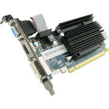 Grafikkarte PCIe Sapphire AMD RADEON HD 6450 silent, 1GB, HDMI, DVI, VGA