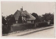 Old Cottage Hockley Essex RP Postcard, B697