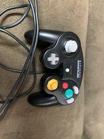 nintendo gamecube black controller