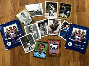 Ipswich Town F.C  Stickers 2020 - 100 Different Stickers