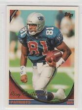 1994 Topps New England Patriots football team set