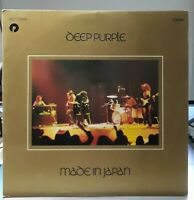 Deep Purple – Made In Japan 2x LP or.fr.1973 Purple records 2C 162-93.916