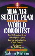 Salem Kirban - The New Age Secret Plan for World Conquest Like New