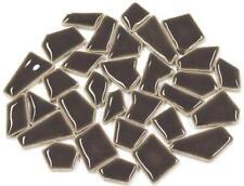 Flip céramique Mini tuiles de Mosaïque - Anthracite 100g