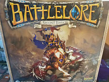 Battlelore 2nd Second Edition - FFG Games - Board Game New / NIB!