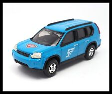 TOMICA #75 NISSAN X-TRAIL 1/62 TOMY DIECAST CAR BLUE