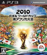 Used PS3 2010 FIFA World Cup South Afri SONY PLAYSTATION 3 JAPAN JAPANESE IMPORT