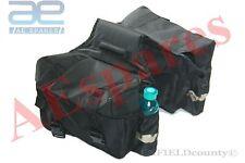 MULTI-FUNCTION BLACK EXPANDABLE BOTH SIDE CARRIER PANNIER LUGGAGE BAG @ECspares