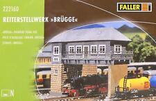 """Faller 222160 N - Reiterstellwerk """" Brügge """" NEU & OvP"""