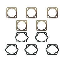 5pcs Cylinder Base Bottom Gasket For 80cc Motorized Bike UAUS 5pcs Cylinder Head Gasket