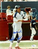 Carlton Fisk Jsa Coa Signed 1/1 Original Image 8x10 Photo Authentic Autograph