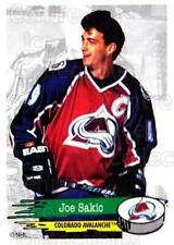 1995-96 Panini Stickers #246 Joe Sakic