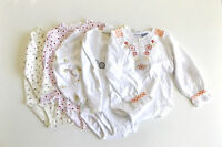 High Quality BABY Toddler Kid LONG Sleeved JUMPSUIT Romper Outfit CLOTH