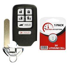 For 2014 2015 2016 2017 Honda Odyssey Keyless Smart Prox Remote Car Key Fob