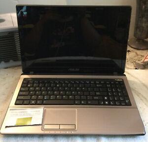 "Asus laptop model A53E COMPUTER 15"" screen intel pentiun inside windows 7"
