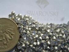 48 x Swarovski 10ss/22pp cristal cristaux argent-déjoué #1028 XILION Chatons