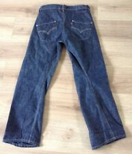 LEVI'S TWISTED /ENGINEERED JEANS SIZE 30 X 30 VGC SEE DESCRIPTION
