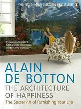 The Architecture of Happiness! Book by Alain de Botton!