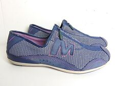 """MERRELL 7 B """"ARABESQUE"""" INDIA INK LEATHER/MESH CASUAL SNEAKERS $79"""