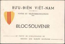 VIETNAM, 1952. Souvenir Booklet Airs C6-9, Mint