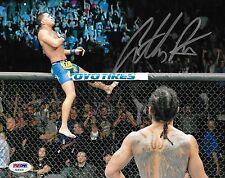 Anthony Pettis Signed UFC 164 8x10 Photo PSA/DNA COA Picture Autograph 181 185 2