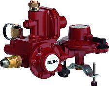 Tankregler 50 mbar, 6kg/h GOK, Gasregler f. Flüssiggasbehälter, Gastank