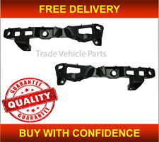RENAULT CLIO 2009-2012 FRONT BUMPER BRACKET PAIR LEFT & RIGHT NEW HIGH QUALITY