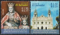 The Salvador 1641/42 2006 100° of The Placement First Stone Of Cathedral