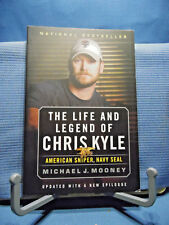 The Life And Legend Of Chris Kyle by Michael J. Mooney 2015 2 Copies Available