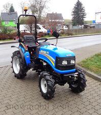 Traktor Schlepper SOLIS 26 26 PS mit Allrad und fertigem KFZ-Brief Kleintraktor