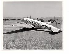 Douglas Skytrain R4D Korea Navy Fighter Aircraft 8x10 1952