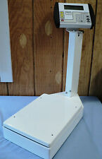 Cardinal Detecto Platform Scale with Model 758C Digital Weight Indicator, #38210