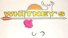 Pine Ridge Archery Kisser Button-Pink