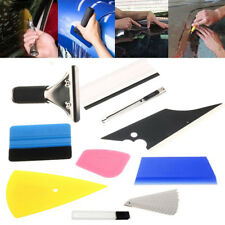 8 in 1 Squeegee Window Tinting Car Film Application Wrapping Tools Kit US Fast