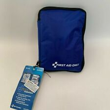 First Aid Only Essentials, 299 Piece All-Purpose First Aid Kit + Case NEW