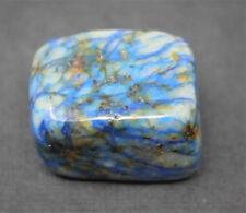 1 Piece of Azurite Tumbled Gemstone (Crystal Healing Tumble)