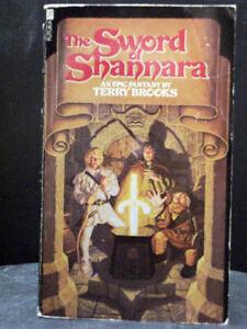 The Sword of Shannara  first book Shannara By Terry Brooks