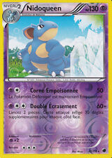 Nidoqueen Reverse-N&B:Glaciation Plasma-42/116-Carte Pokemon Neuve Française