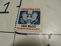 official mail only $5.00 eagle