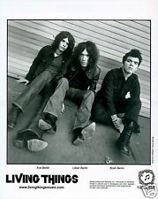 Living Things Press Kit, Photo Resight Your Rights 2002