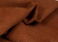 Tan Giraffe Emboss Kid Suede Leather 3sf Crafts Binding Handbag Upholstery