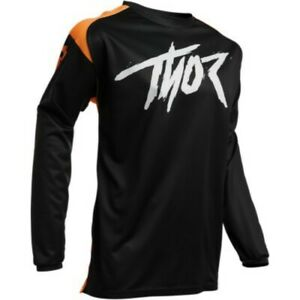 Thor Sector Jersey Motocross Dirt Bike Offroad Riding - Adult sizes