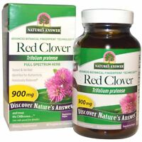 Nature s Answer  Red Clover  900 mg  90 Vegetarian Capsules