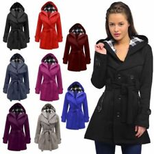 Unbranded Check Parkas for Women