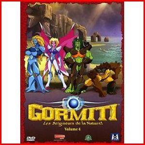 NEUF SOUS BLISTER !! DVD GORMITI VOLUME 4 - Saison 1